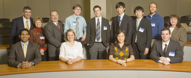 The first class of NAE Grand Challenge Scholars at Duke Engineering